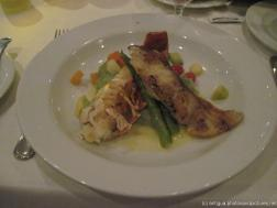 Broiled Lobster Tail and Grouper at Aqua aboard Norwegian Dawn.jpg