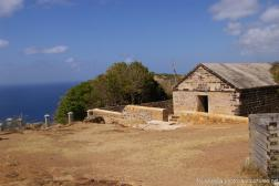 Building on Shirley Heights near Nelson's Dockyard in Antigua.jpg