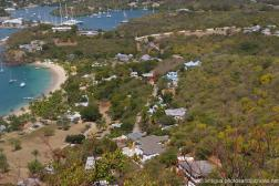 Expensive homes near the beach in Antigua as viewed from Shirley Heights.jpg
