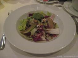 Market Greens Goat Cheese and Pear Salad aboard the Norwegian Dawn.jpg