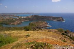 View of the Caribbean ocean from Shirley Heights in Antigua.jpg