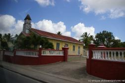 Yellow church building with red roof in Antigua.jpg