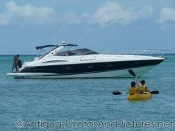 Blue Martini II boat in Dickenson Beach in Antigua.jpg