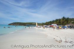 Dickenson Bay Beach Pictures & Photos