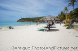 Halcyon Cove resort beach chairs at Dickenson Beach Antigua.jpg